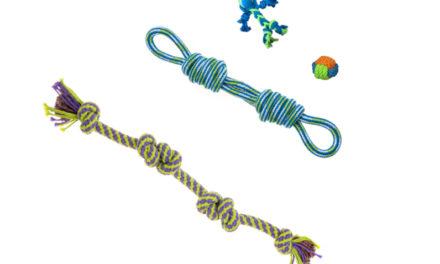 Zabawki COMFY ze sznura