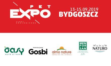 Betta Sp. zo.o. – zaproszenie na stoisko na Targach Zoologicznych PET EXPO wBydgoszczy