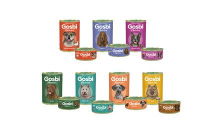 GOSBI wprowadza nowość wkarmach mokrych dla psów!!!