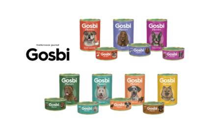 GOSBI wprowadza nowość wkarmach mokrych dla psów!