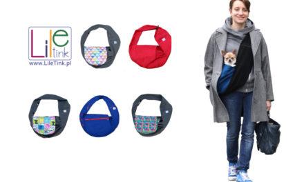Nowa kolekcja nosidełek LileTink już dostępna!