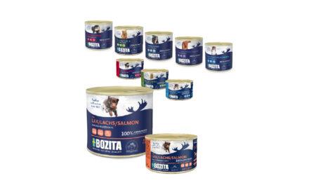Bozita Pate – mokre karmy dla psów