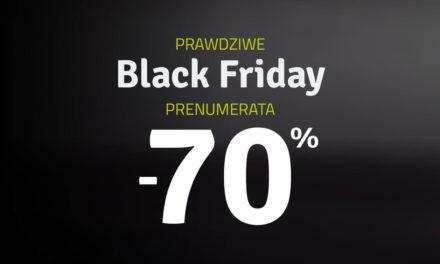 PRAWDZIWY BLACK FRIDAY!