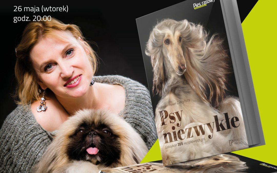 Już dziś live na facebooku Pies Rasowy!