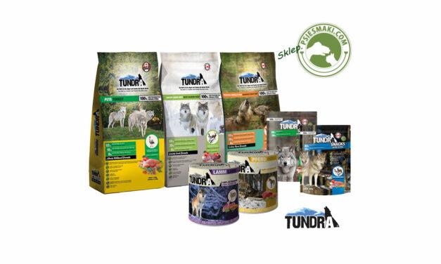 TUNDRA – karmy iprzysmaki dla psów
