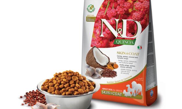 Farmina N&D Quinoa Skin & Coat