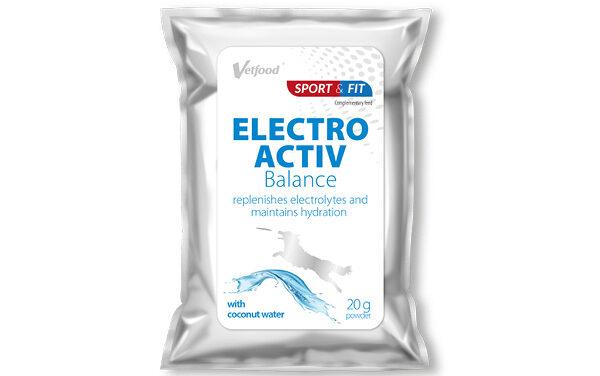 ElectroActiv Balance – skuteczne nawodnienie!