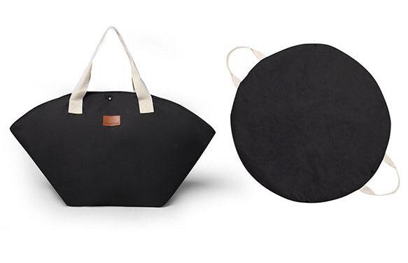 BagBed – legowisko ipojemna torba wjednym