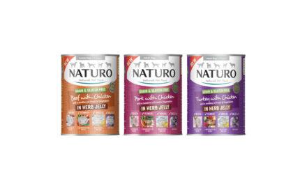 Nowości wlinii Grain & Gluten Free marki Naturo
