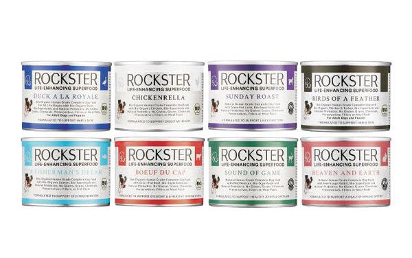Karmy Rockster Superfood – zdrowe wsparcie Twojego psa!