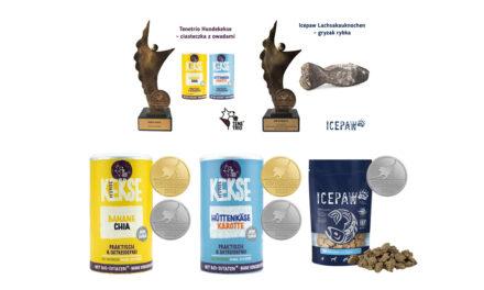 Nagrody Top for Dog dla ICEPAW iTENETRIO