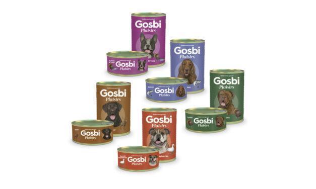 GOSBI PLAISIRS – codzienna porcja przyjemności dla Twojego psa!