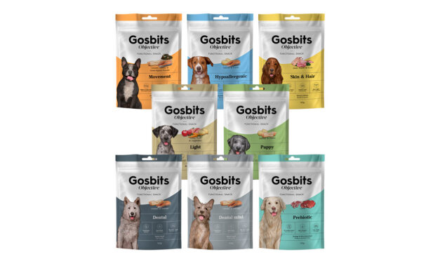 Nowość w Gosbi – nowe, funkcjonalne, półwilgotne gryzaki dla psów